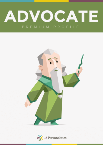 checkout | 16personalities