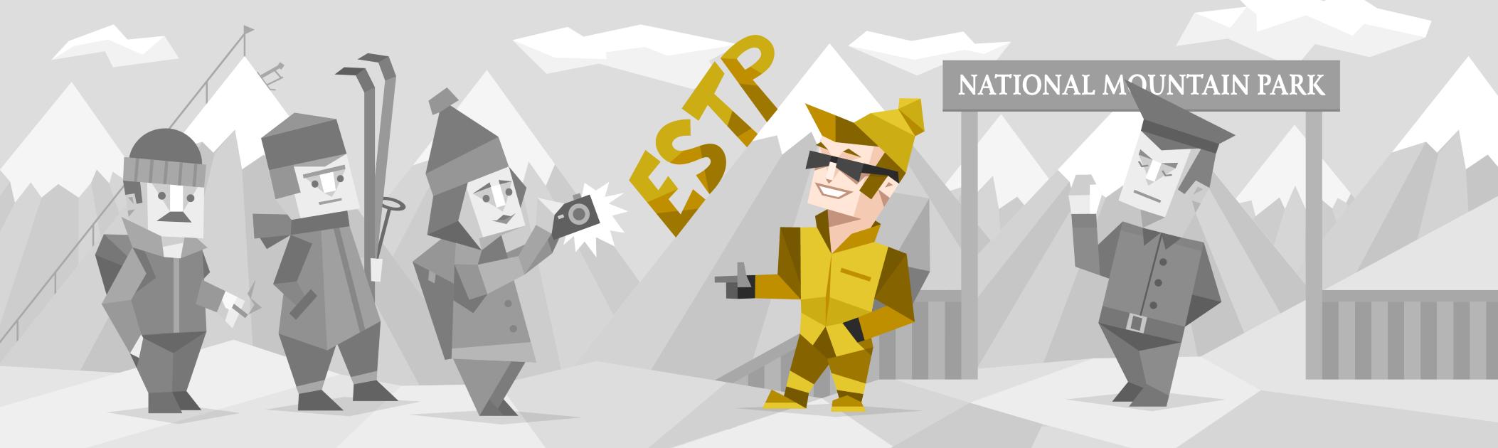 Introduction | Entrepreneur Personality (ESTP-A / ESTP-T